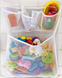 Baby Bad Badewanne Badezimmer Ordentlich Spielzeug Mesh Net Storage Bag Organizer Holder, Saugnapf Net, Spielzeug Mesh Net Aufbewahrungstasche