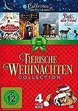 Tierische Weihnachten (4 Filme)