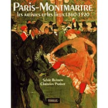 Paris Montmartre by Christian Parisot (1996-10-02)