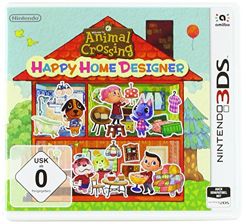Animal Crossing Happy Home Designer - [Nintendo 3DS] (Animal 3ds Crossing)