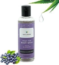Naturma Wishful Sinful Body Wash Blueberry, 200 ML