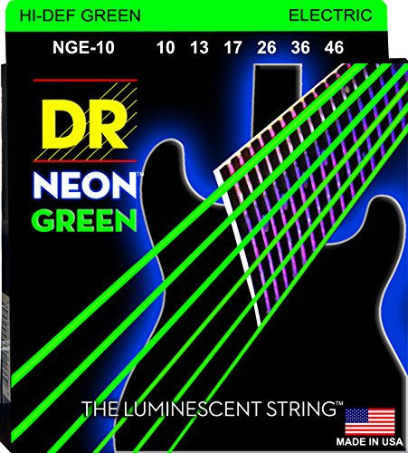 DR Neon Electric Guitar Strings