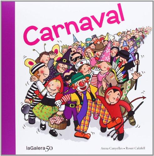 Portada del libro Carnaval (Tradiciones)