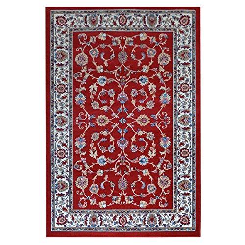 Webtappeti.it tappeto orientale tappeto classico persian 2079-rosso cm.140x200