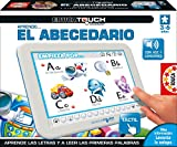 Educa Borrás - Tablet Educa Touch Junior Aprendo El Abecedario Tactil Reconoce Letras 29-15435
