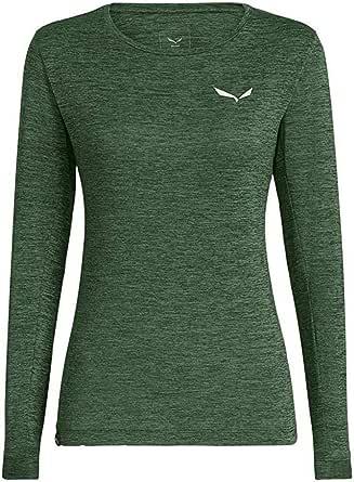 SALEWA Puez Melange T-Shirt Donna