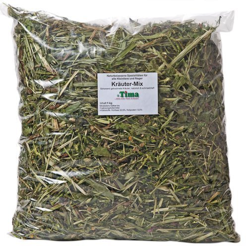 Echinacea-mix (Tima Kräuter-Mix 1 kg)