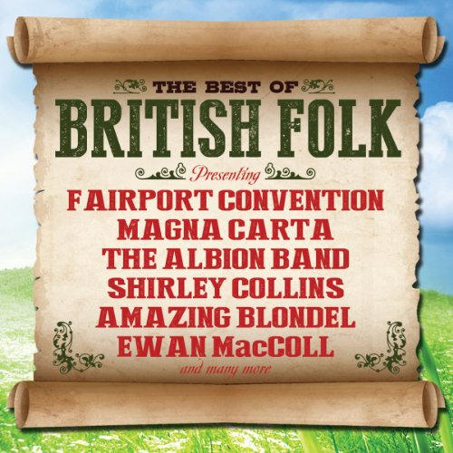 The Best Of British Folk [Double CD]