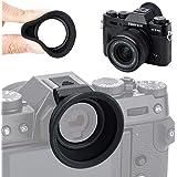 Œilleton en Caoutchouc pour Fujifilm Fuji X-T30 X-T20 X-T10(Installation de Montage sur Chaussures Chaudes)