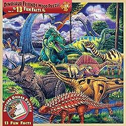 Obras maestras Puzzle de amigos del bosque