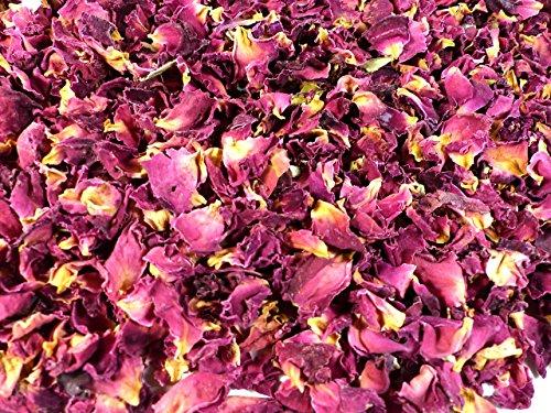 Rosenblüten rot ganz Naturideen® 75g -
