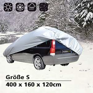 Housse protection extérieure voiture - Bâches de protection auto - Taille S