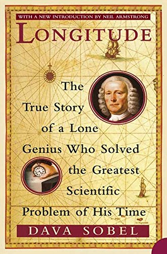 Longitude: The True Story of a Lone Genius Who Solved the Greatest Scientific Problem of His Time par Dava Sobel