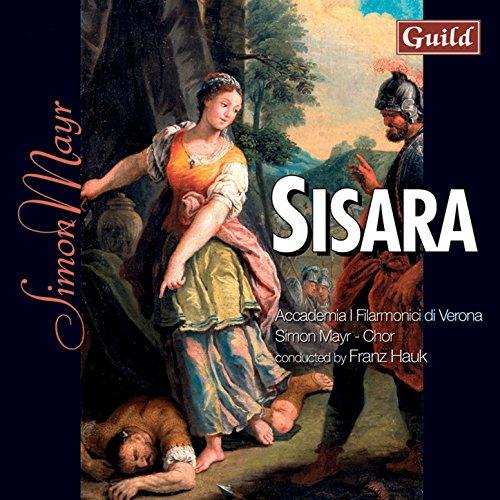 Sisara, Pars Prior: Introduzione, Trementes pallentes (Coro, Soli)