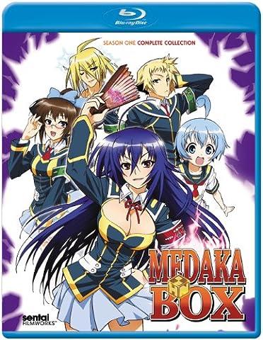 Medaka Box Complete Collection [Blu-ray] [Import anglais]