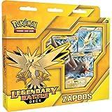 Pokémon TCG: Legendary Battle Decks - Zapdos - 60 Card Deck - English