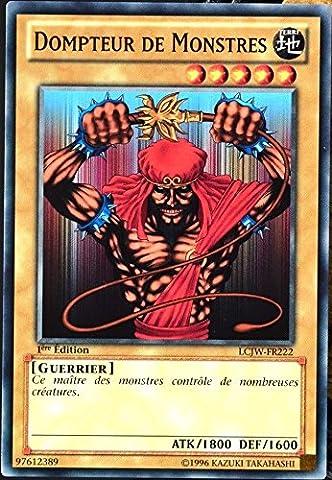 carte YU-GI-OH LCJW-FR222 Dompteur De Monstres NEUF FR