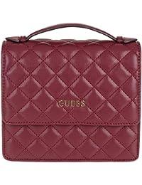 Rosso Rosso Rosso e a Borse tracolla Scarpe it Amazon Guess borse Donna  nS8EOE a2d853c5626