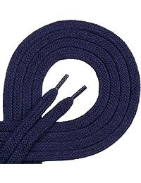 Di Ficchiano 1paire de lacets–plat–env. 7mm de large