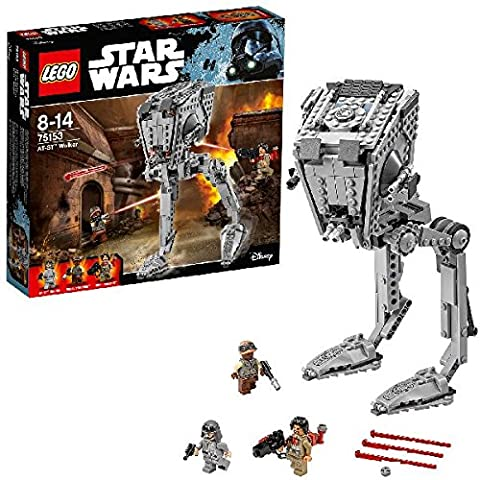 LEGO - 75153 - Star Wars - Jeu de Construction - AT-ST Walker