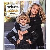 Tricots pour enfants : 25 modèles pour les 2 à 16 ans
