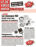Le 28e Virus Informatique (Le Virus Informatique) (French Edition)