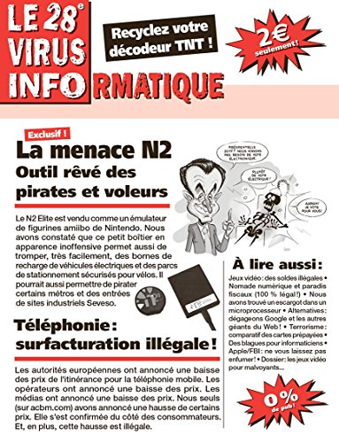 Le 28e Virus Informatique (Le Virus Informatique) par Olivier Aichelbaum, Patrick Gueulle