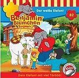Benjamin Blümchen : Der weisse Elefant