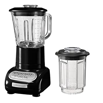 Amazon.de: Kitchenaid 5KSB5553EWH Standmixer Serie CLASSIC