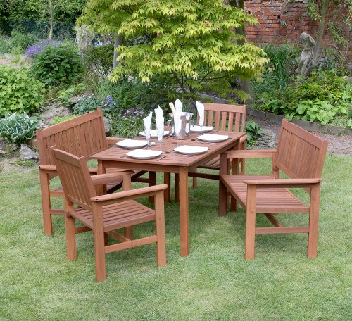kingfisher-fswset3-tropicana-bench-set-5-pieces