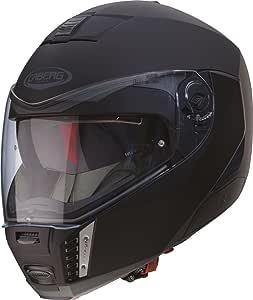 Caberg C10a5017xxxl Sintesi Plain Helmet Matt Black Size Xxxl Auto