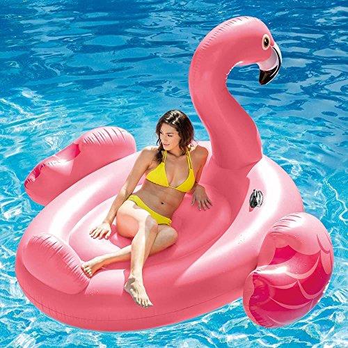 Expertshop Isola piscina gonfiabile Fenicottero Intex Misure 218x211x136 cm codice 56288