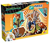 Lisciani Giochi 52967 - Puzzle Df Plus Zootropolis, 250 Pezzi