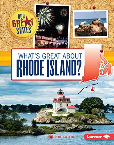 What's Great about Rhode Island? (Our Great States) (English Edition) -