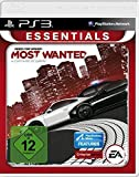 Need for Speed Most Wanted 2012 PS3 [Importación alemana]