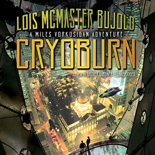 Cryoburn  Audiolibri