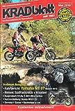 Kradblatt 5 2018 Yamaha MT 07 Zeitschrift Magazin Einzelheft Heft Motorrad Motorradfahrer