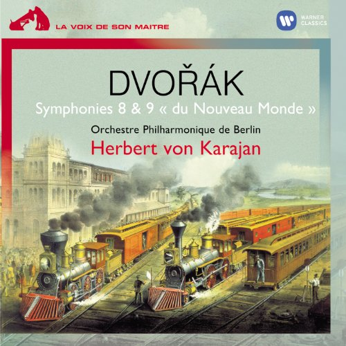 DVORAK - Symphonies 8 et 9
