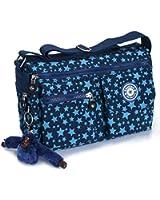 Women Waterproof Nylon Messenger Bags Shoulder Bags Casual Cross Body Handbag Tote Purse Hot