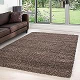 Hochflor Shaggy Teppiche für Wohnzimmer