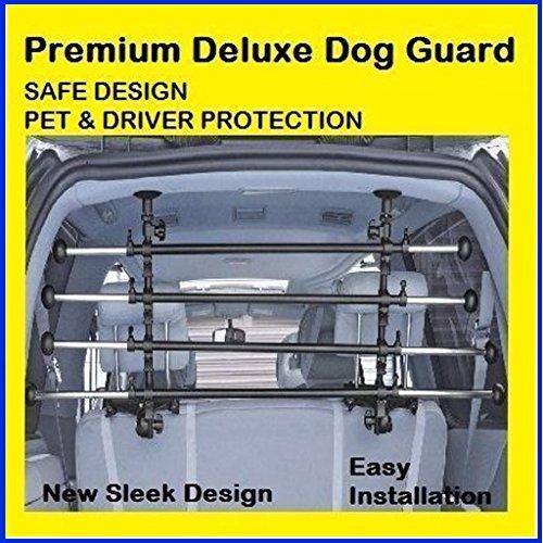 Voiture universel chiens grille trenngitter pour chien pour bornes auto voiture transport Chiens Grilles de séparation, sièges