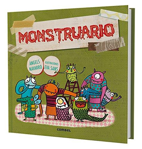Monstruario por Àngels Navarro Simon