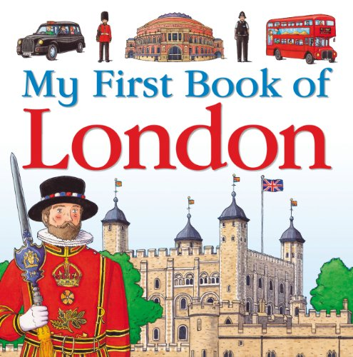 My First Book of London (English Edition)