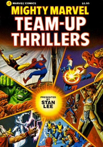 Marvel Team-Up Thrillers