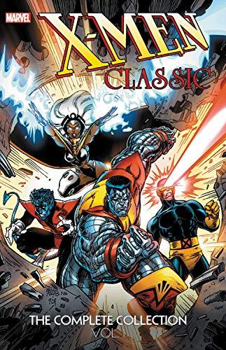 X-men Classic: The Complete Collection Vol. 1 por Chris Claremont