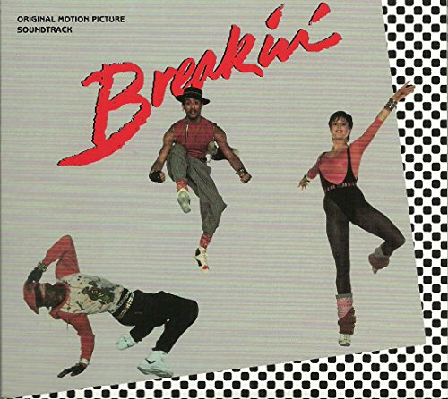 Breakdance incl. No Stopping Us (Compilation CD, 10 Tracks) (Bar Flex Body)