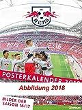 RB Leipzig 2019 - Posterkalender, Fußballkalender, Fankalender, XL-Kalender 2019  -  48 x 64 cm