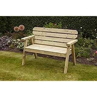 Anchor Fast Exmouth 4Ft (2 Seater) Bench - !!! SALE !!!