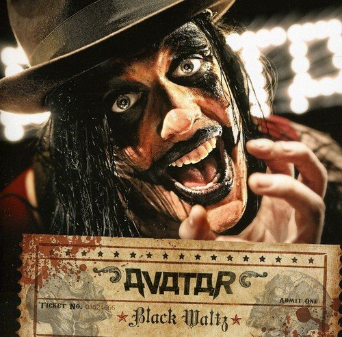 Avatar: Black Waltz (Audio CD)