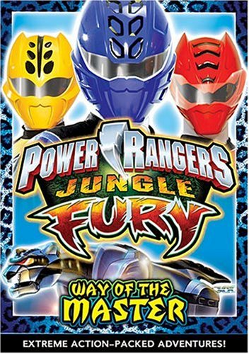 Power Rangers: Jungle Fury - Way of the Master [DVD] [Import]